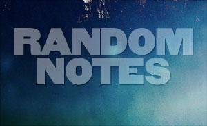 Random Notes