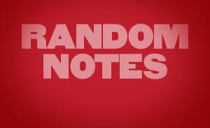 Random Notes - FEB