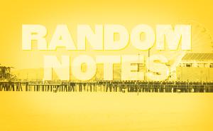 Random Notes - APR