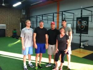 Please welcome Stuart, Ryan, Jason, Melissa, and Craig