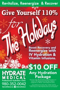 HydrateHoliday