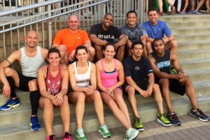 Our UCF Run Club Rocking the Cinco de Mayo 5 miler!